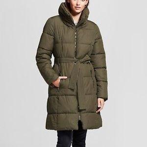 Mossimo Women's Puffer Coat.